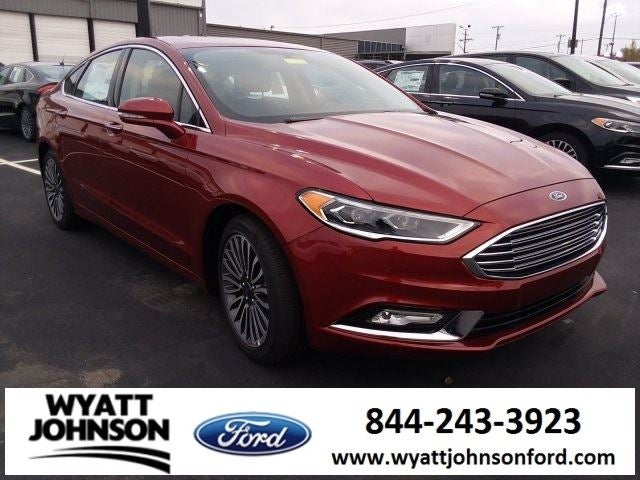 2017 Ford Fusion Se Clarksville Tn Hopkinsville Ky Springfield Paris Tennessee 3fa6p0hd0hr339436