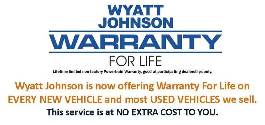 Warranty For Life Only At Wyatt Johnson 931 645 2051